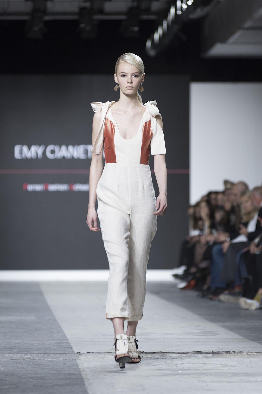 Fashion Designer: Emy Cianetti - Fashion Graduate Italia Fashion Show - Ferrari Fashion School