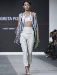 Fashion Designer: Greta Poggi – Fashion Graduate Italia Fashion Show – Ferrari Fashion School