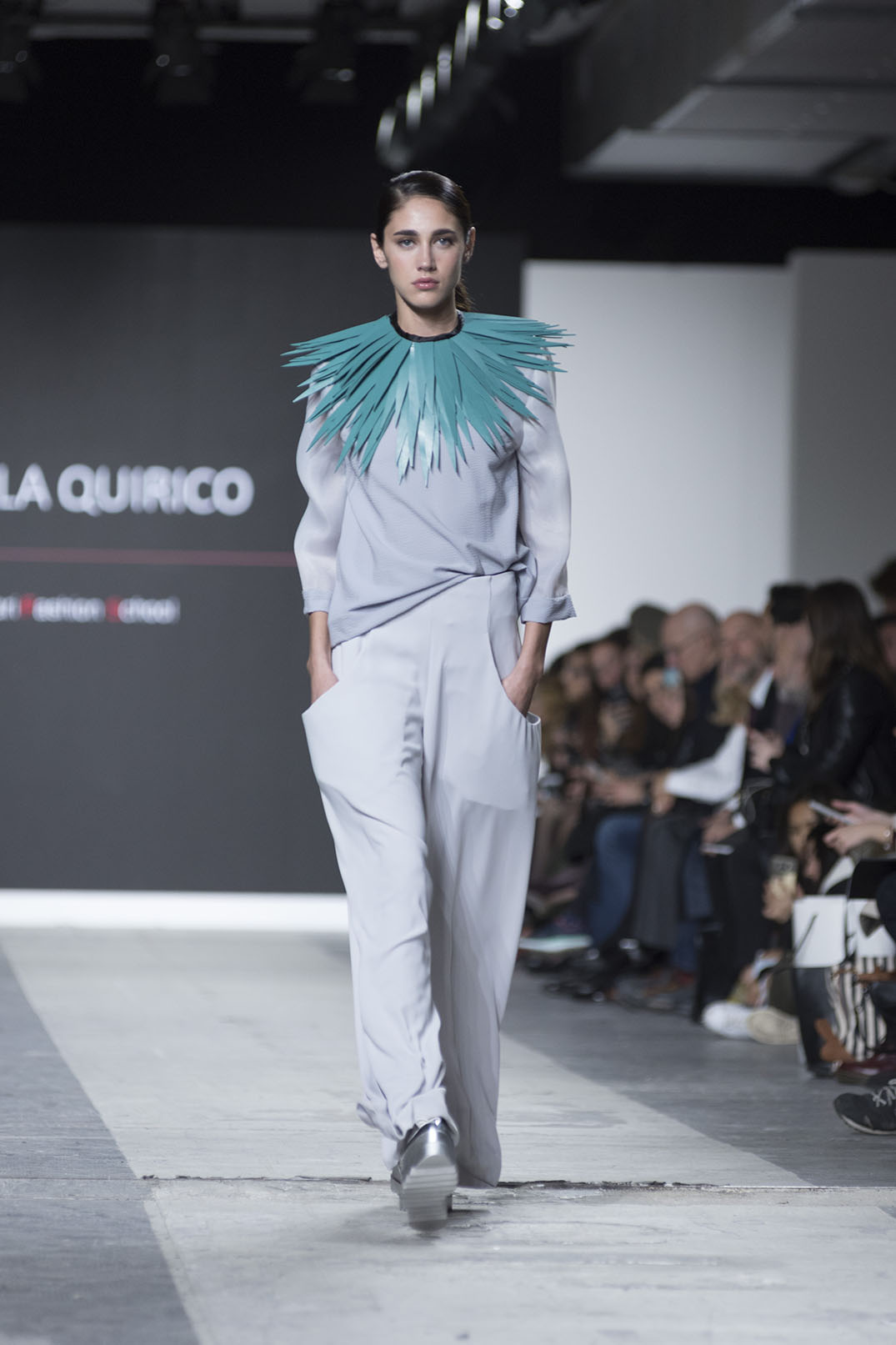 Fashion Designer: Paola Quirico - Fashion Graduate Italia Fashion Show - Ferrari Fashion School