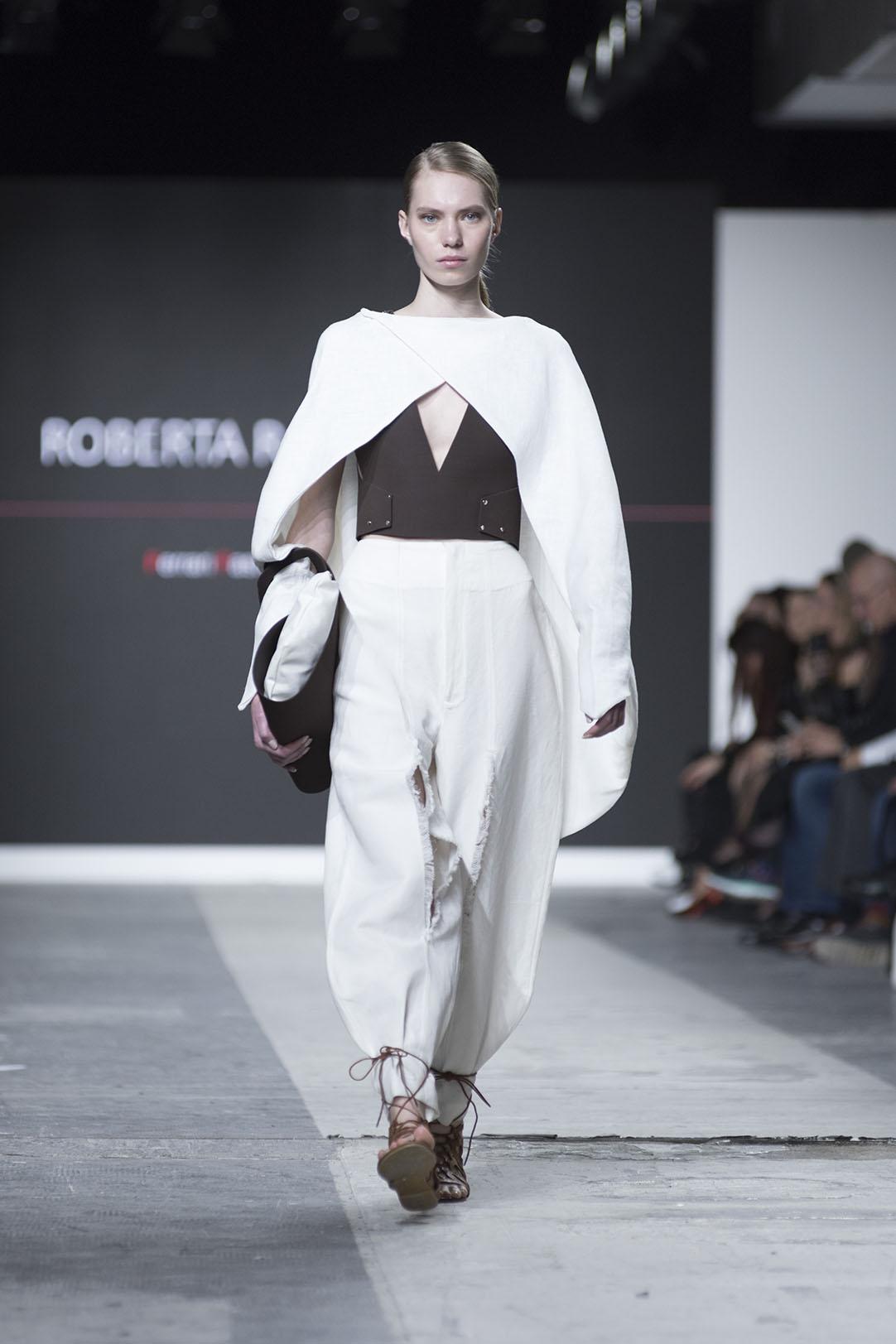 Fashion Designer: Roberta Rapisarda - Fashion Graduate Italia Fashion Show - Ferrari Fashion School