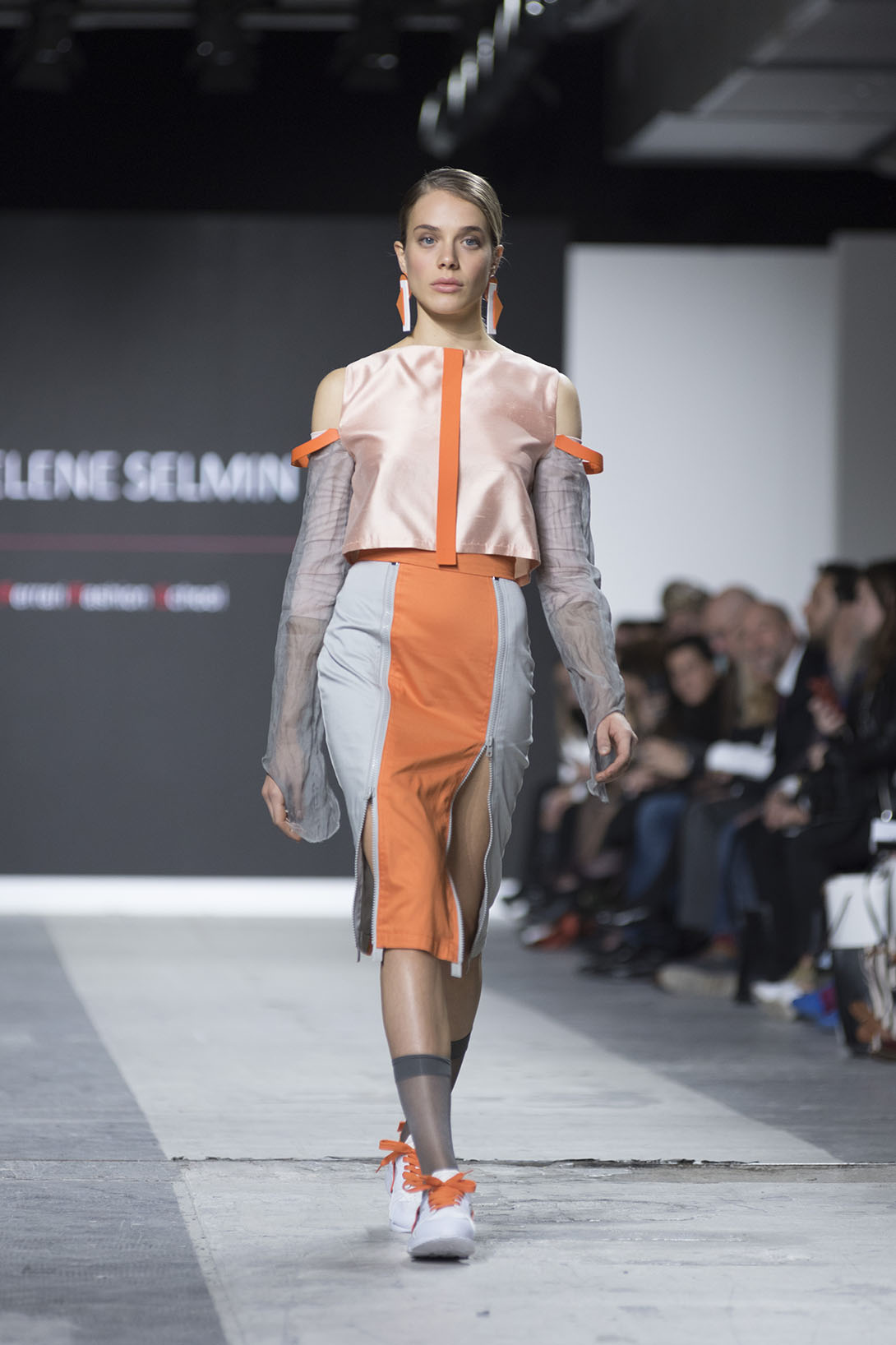 Fashion Designer: Selene Selmin - Fashion Graduate Italia Fashion Show - Ferrari Fashion School