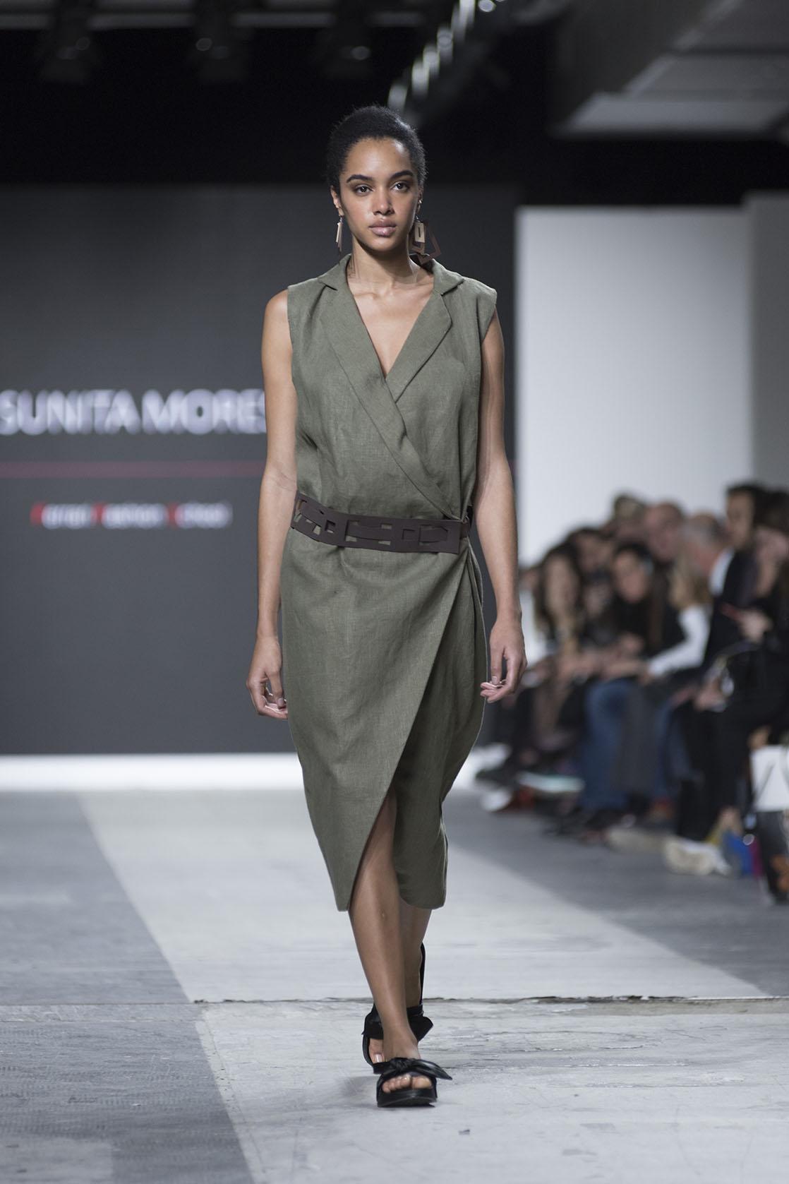 Fashion Designer: Sunita Mores - Fashion Graduate Italia Fashion Show - Ferrari Fashion School